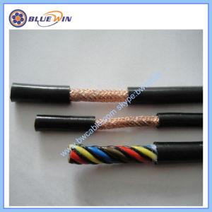 O cabo resistente à flexão 8 Core 2.5Sqmm arrastar o cabo elétrico de corrente flexível