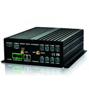 3G+GPS 8CH-HDD Mobile DVR (JNW-HDD-023A)
