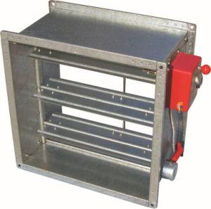 Ce сертификат CCC системы отопления вентиляции автоматические пожарные заслонки впуска воздуха