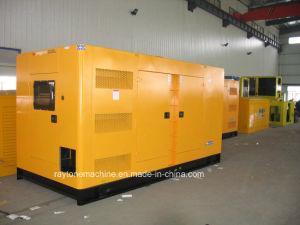 50квт торговой марки Weichai бесшумный дизельный генератор (Китай известной торговой марки)