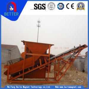 Schermo di vibrazione all'ingrosso della sabbia del setaccio del certificato di ISO/Ce per la sabbia che fa la riga della pianta