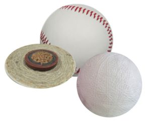 Высокое качество игры Baseballs для изготовителей оборудования