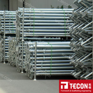 Norme européenne en acier robuste pour l'étayage prop.