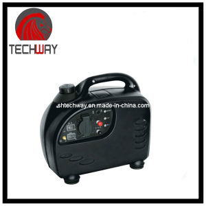 2 Stroke Engine를 가진 500W Gasoline Digital Inverter Generator