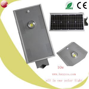 高品質Portable Aluminium 10W Solar LED Outdoor Light