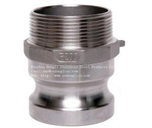 Installazioni accoppiatore del Camlock dell'acciaio inossidabile di alta qualità, camma del Camlock & tipo F degli accoppiamenti della scanalatura
