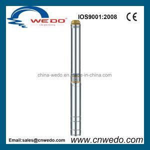 versenkbare tiefe wohle Pumpe 4SD2/20 für Bewässerung