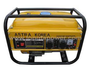 Gruppo elettrogeno della benzina di Astra Corea Ast 3700