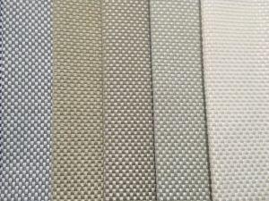 100%plaine Polyester canapé Tissu Tissu/sangle canapé