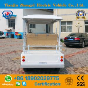 8 Clássico alimentado por bateria de passageiros do Aeroporto Electric passeios de Buggy turístico com certificado CE