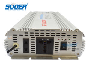 Suoer 힘 변환장치 1000W 태양 변환장치 12V에 220V (LDA-1000C)
