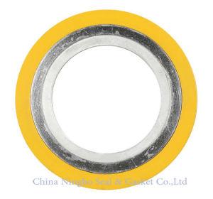Guarnizione della ferita di spirale del riempitore della grafite del acciaio al carbonio 304