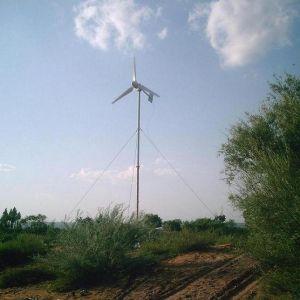 600W moulin à vent horizontal pour utilisation à domicile