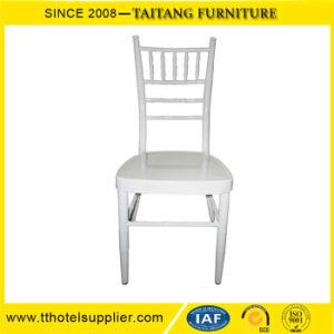 卸し売りイベント白い党金属のChiavariの椅子
