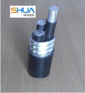Стальная проволока бронированных кабель питания низкого напряжения