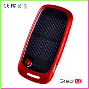 Alta capacidad de 3000mAh Cargador Solar (GT-330)