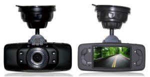 2.7 인치 GPS와 G 감지기 (HT-GS9000)를 가진 가득 차있는 HD 1080P 차량 DVR 차 비행 기록 장치 사진기