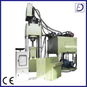 Hyraulic 알루미늄은 단광법 압박 기계를 도금한다