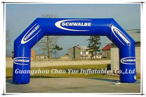 Advertizing (CY-M1880)のためのFull DIGITAL Printingの密封されたInflatable Arch