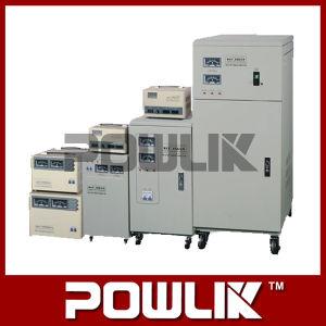 Стабилизатор SVC Одиночный-Phae и трехфазный высокой точности полноавтоматический AC напряжения тока