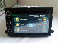 Ford Explorer (C7020FE)를 위한 GPS Navigation System를 가진 멀티미디어 DVD Player