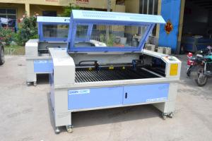 Machine de découpe laser CO2 pour l'acrylique de gravure en PVC de contreplaqué MDF
