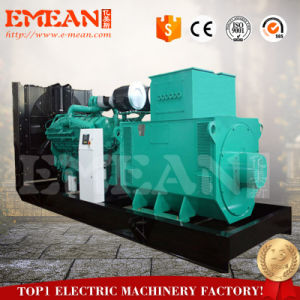 Image de marque chinoise Weifang Type ouvert d'alimentation 60kw 75KVA Diesel Generator