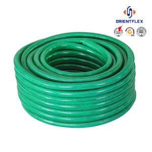폴리에스테르섬유 강화된 PVC 물 호스 드립 호스 정원 관