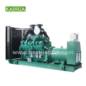 800квт/640квт открытого типа дизельного двигателя Cummins генераторная установка Ce/ISO