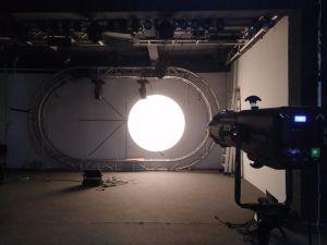 Profil de Zoom LED ellipsoïdales Leko lumière pour l'éclairage théâtral