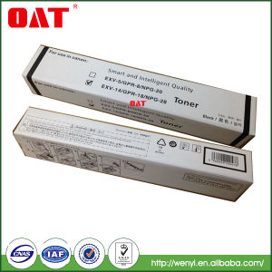 Kompatible schwarze Kassetten des Toner-Gpr18 für Gebrauch im Canon-Kopierer