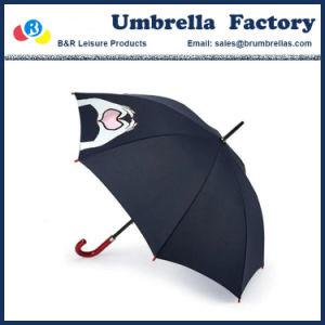 Maniglia di legno 24 automatico dell'ombrello classico superiore del bastone da passeggio