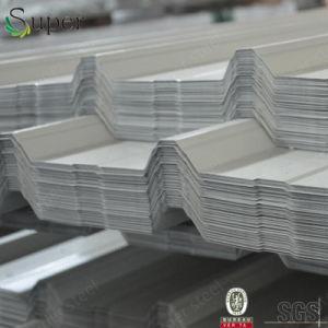 亜鉛によって塗られる電流を通された鋼鉄屋根ふきシート
