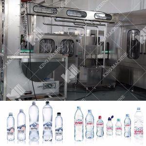 自動純粋な水のびん詰めにする機械装置