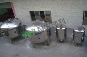 Chunke grande vaso de pressão de aço inoxidável do alojamento do filtro de Areia