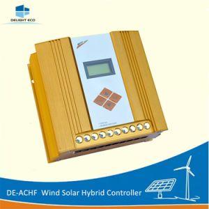 Delicias De-Achf 12V/24V MPPT off-grid controlador Cargador Híbrido solar viento