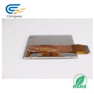 3.5 380 cd/m2, Ângulo de visualização de 300 cr 12: 00 LCD para automação de escritórios