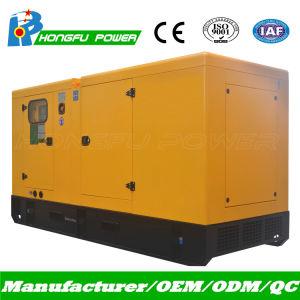 Generatore elettrico diesel silenzioso standby di Cummins 132kVA con Leroy Somer