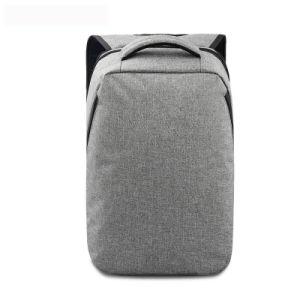 Mann-Laptop-Kasten wandert 14 Beutel-Frauen-Laptop-beiläufige Rucksäcke des Notizbuch-17inch
