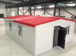Zurückführbares Prebuilt Büro/modulares Haus/bewegliches Haus/fabrizierten Schlafsaal vor