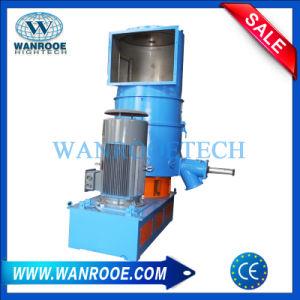 Machine van het Verdichtingsmiddel Agglomerator van het Schuim van de Vezel van het Huisdier van plastic Zakken de Plastic