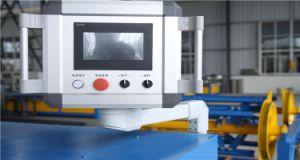 Condotto di HVAC che forma macchina per il tubo rettangolare del tubo che produce prodotti