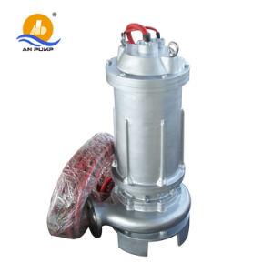 L'eau sale pompe submersible des eaux usées