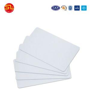 Smart Card senza contatto in bianco su ordinazione all'ingrosso della scheda in bianco NFC della scheda NFC