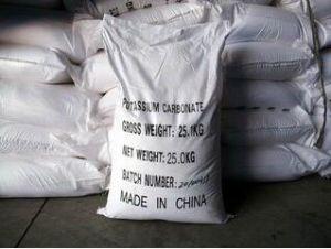 Carbonaat 99%Min, Technische Rang van het kalium