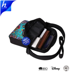 Дизайн логотипов службы рекламных плечо Сумка почтальона для подростков строп мешок