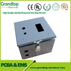 1.5mm 두꺼운 판금 기초 전기 배급 울안 상자 통제 스테인리스 울안 전기 내각 개폐기