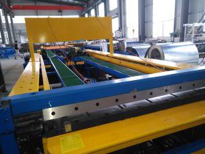 A linha de conduta auto plenamente para a fabricação de produção de tomada de tubo quadrado