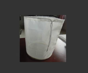 Piscina Cordão saco de filtro de malha de nylon