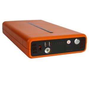 Salida de CC AA de litio multifunción 500w de potencia portátil Bank